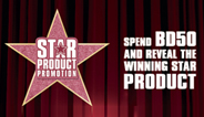 Star Product Promotion